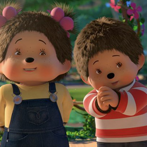 Italy : Monchhichi tv series arrive on Frisbee on september